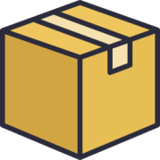 box-outline-filled